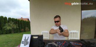 Kabura do pistoletu CZ P07