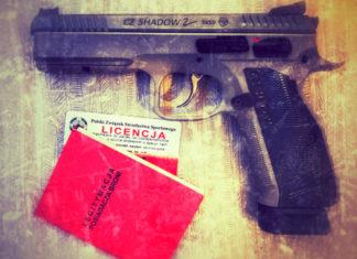 Pozwolenie na broń palną do celów sportowych