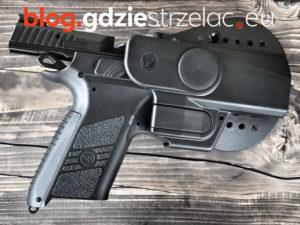 Kabura do pistoletu CZ P07 Designtech otwarty zamek