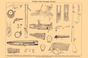 Karabin Dreysego wzór 1849