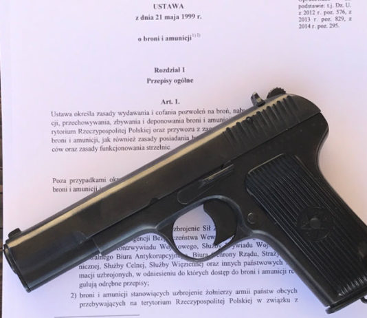 Ustawa o Broni i Amunicji