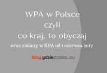 WPA w Polsce