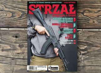STRZAŁ magazyn o broni - nr 138 - 2017