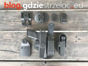 Kabura Designtech do pistoletu CZ P07 AKCESORIA