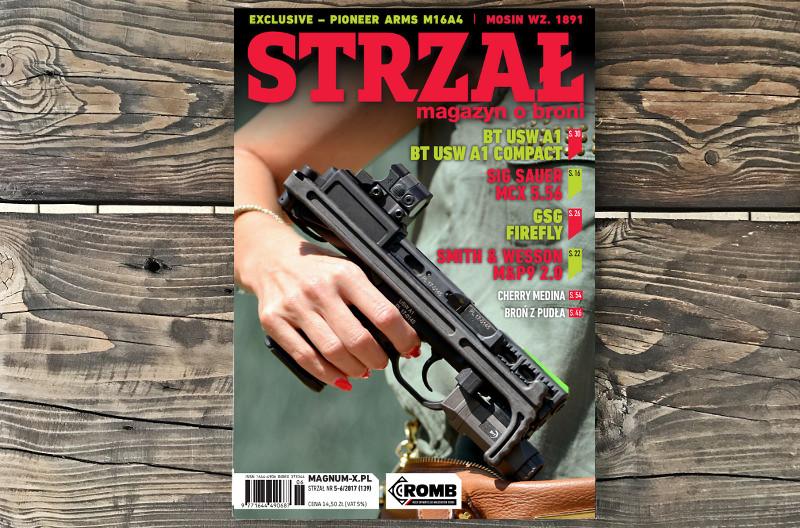 STRZAŁ magazyn o broni - nr 139