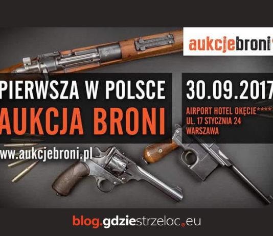 aukcje broni